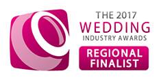 Wedding Industry Awards 2017 finalist logo